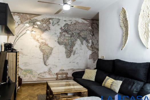 Estupendo piso en venta | Calle de Sebastián Elcano | Salón | TuInmobiliaria24x7