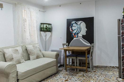 Apartamento en alquiler en calle Buenavista | Lavapiés - Embajadores | LCeL | Salón comedor