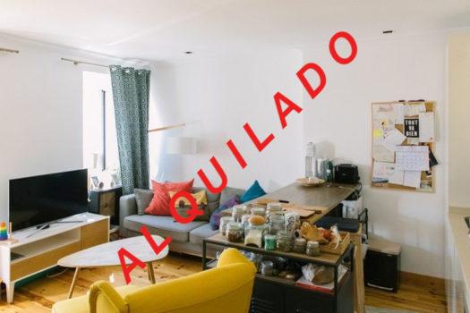 Piso alquiler | Calle Mesón de Paredes | Salón | LCeL | Alquilado