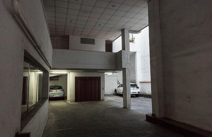 Garaje en alquiler en la calle Cabeza   Lavapiés - Embajadores   LCeL   Vista general