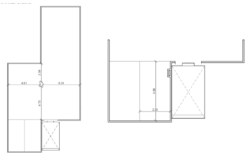 2 - Garaje en venta en la calle de la Cabeza | Lavapiés - Embajadores | LCeL | Plano sótano