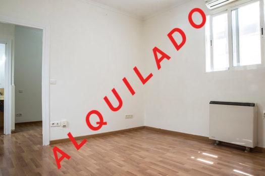 Piso para alquilar en la calle Mesón de Paredes | Lavapiés - Embajadores | LCeL | Salón comedor | ALQUILADO