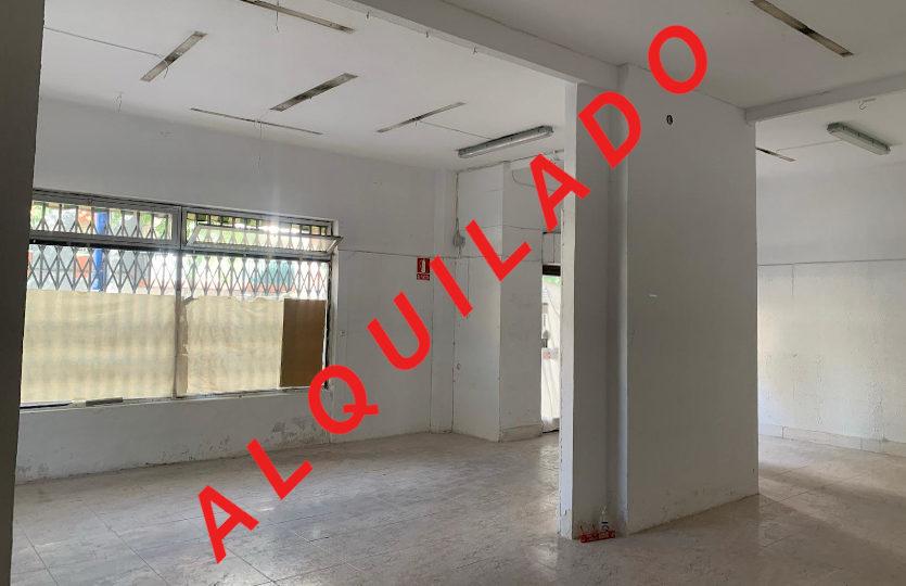 Local en alquiler en la calle Río Manzanares | San Nicasio (Leganés) | LCeL | Salas (escaparate) | ALQUILADO