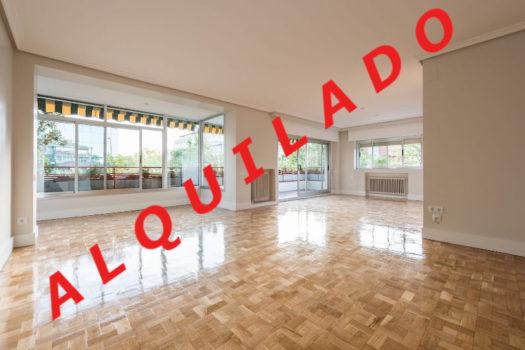 Piso en alquiler en la calle Julián Hernández | Conde de Orgaz - Hortaleza | LCeL | Salón | ALQUILADO