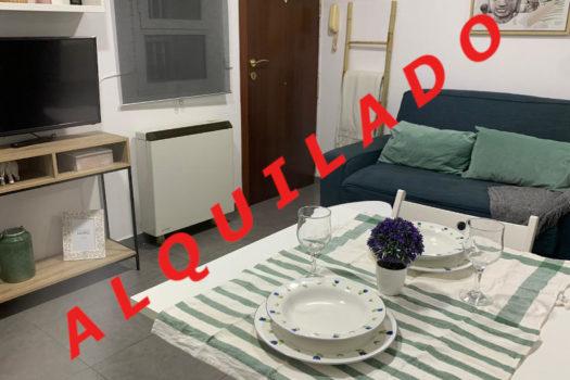 Piso en alquiler por temporadas en la calle Calvario | Lavapiés - Embajadores | LCeL | Salón comedor | ALQUILADO