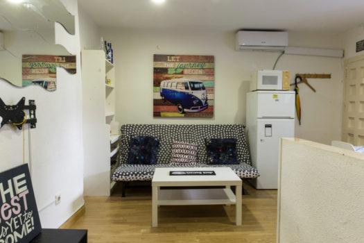 Apartamento en alquiler en la calle Ave María | Lavapiés - Embajadores | LCeL | Salón