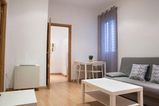 Apartamento en alquiler en la calle Olivar | Lavapiés - Embajadores | LCeL | Salón comedor