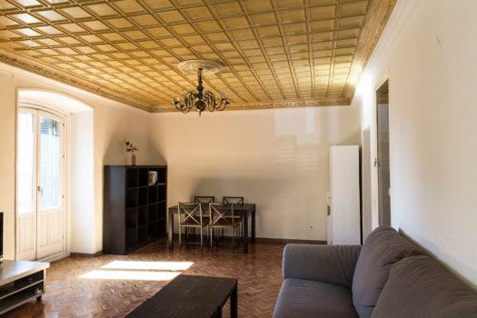 Piso en venta en calle Ave María | Lavapiés - Embajadores | LCeL | Salón comedor